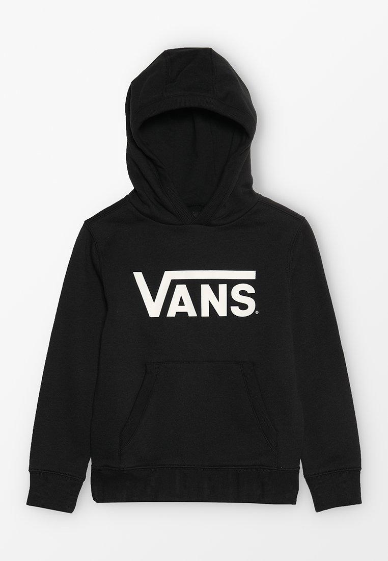 Vans - BY VANS CLASSIC PO HOODIE FT KIDS - Felpa con cappuccio - black