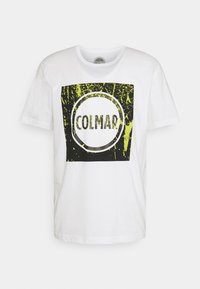 Colmar Originals - MENS SOLID COLOR - Print T-shirt - white - 0
