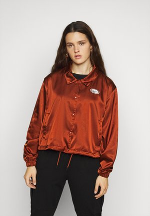 FEMME - Summer jacket - firewood orange
