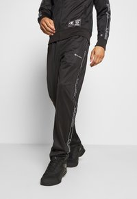 Champion - LEGACY TAPE TRACKSUIT SET - Tuta - black - 3