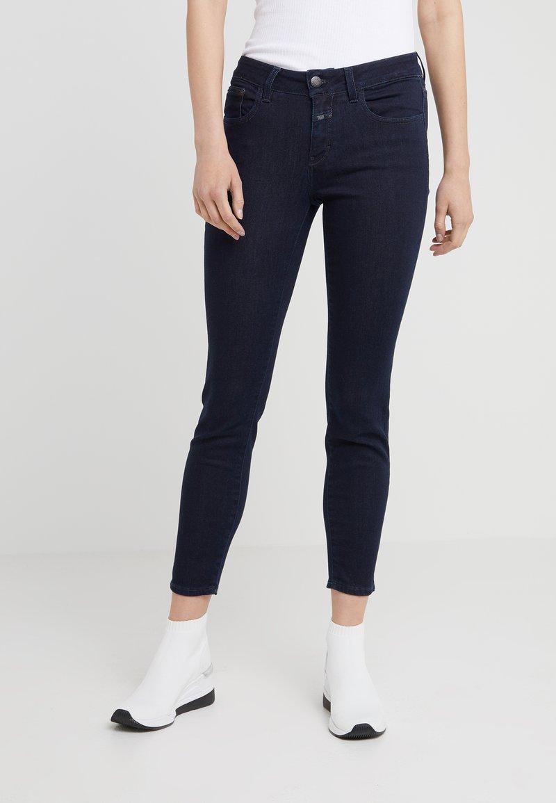 CLOSED - BAKER - Džíny Slim Fit - dark blue