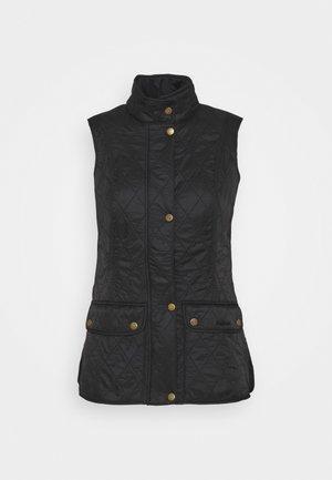 BARBOUR WRAY GILET - Waistcoat - black