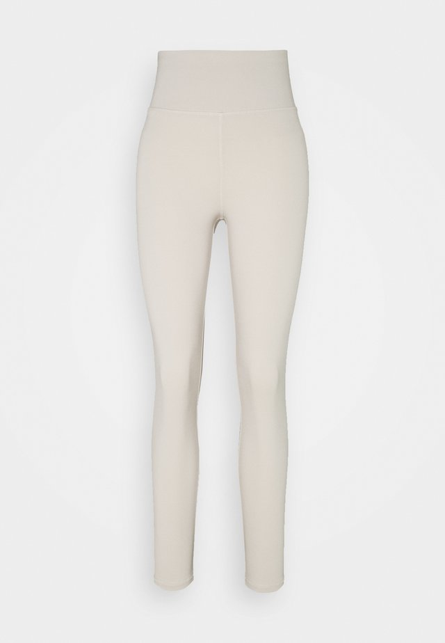 SAMANTHA HIGHWAIST YOGA - Leggings - Trousers - simply taupe