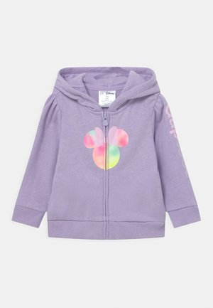 TODDLER GIRL MINNIE MOUSE - Mikina na zip - lilac