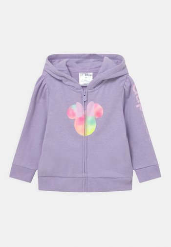 TODDLER GIRL MINNIE MOUSE - Zip-up hoodie - lilac
