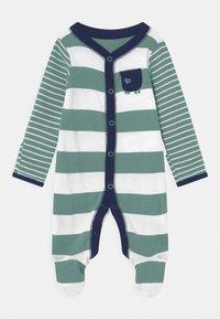 Carter's - STRIPE - Sleep suit - green - 0
