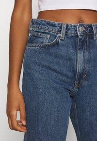 Weekday - VOYAGE ECHO - Jeans a sigaretta - standard blue - 4