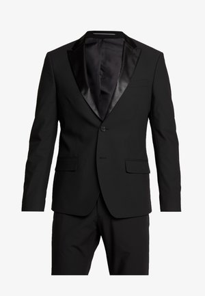 LAPEL TUX - Garnitur - black