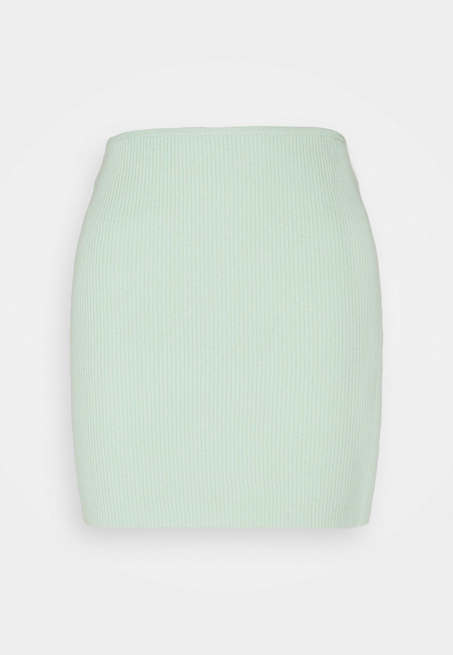 Mujer MAYA SKINNY MINI SKIRT - Minifalda