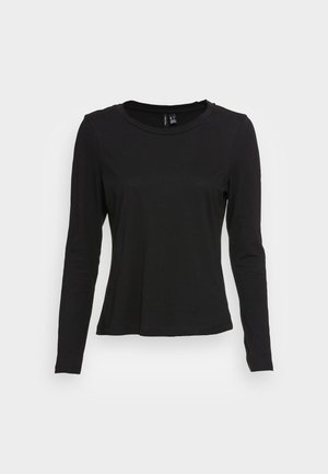 VMPAULA  - Pitkähihainen paita - black