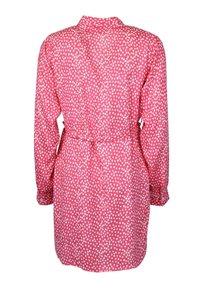 Zwillingsherz - Shirt dress - pink - 1