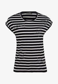 DORIS STREICH - Print T-shirt - marine - 0