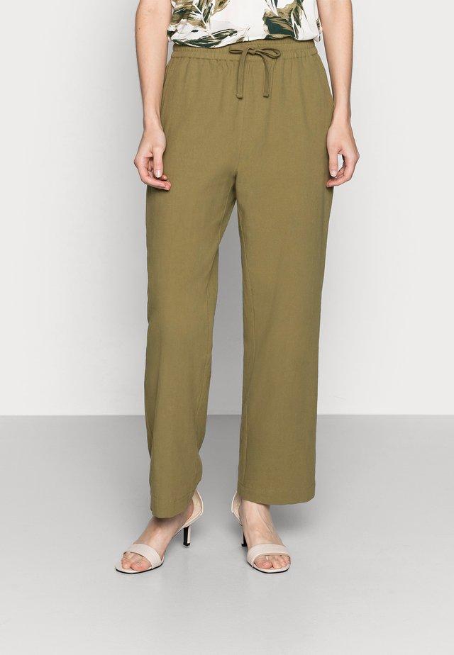 INGARD - Pantalon classique - olive drab