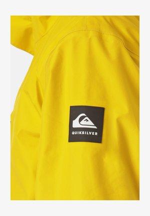 MISSION GORE - Snowboard jacket - sulphur