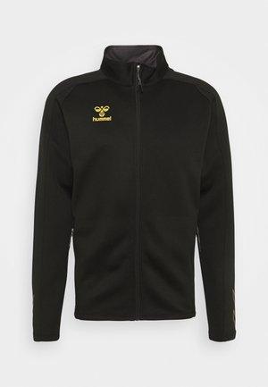 JACKET - Sportovní bunda - black