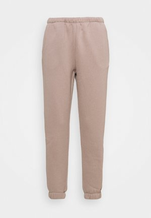 IKATOWN - Tracksuit bottoms - taupe