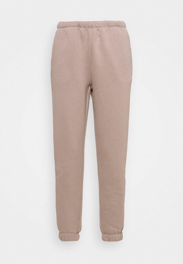 IKATOWN - Pantaloni sportivi - taupe