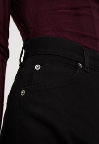 Dr.Denim Petite - NORA - Relaxed fit jeans - black - 3