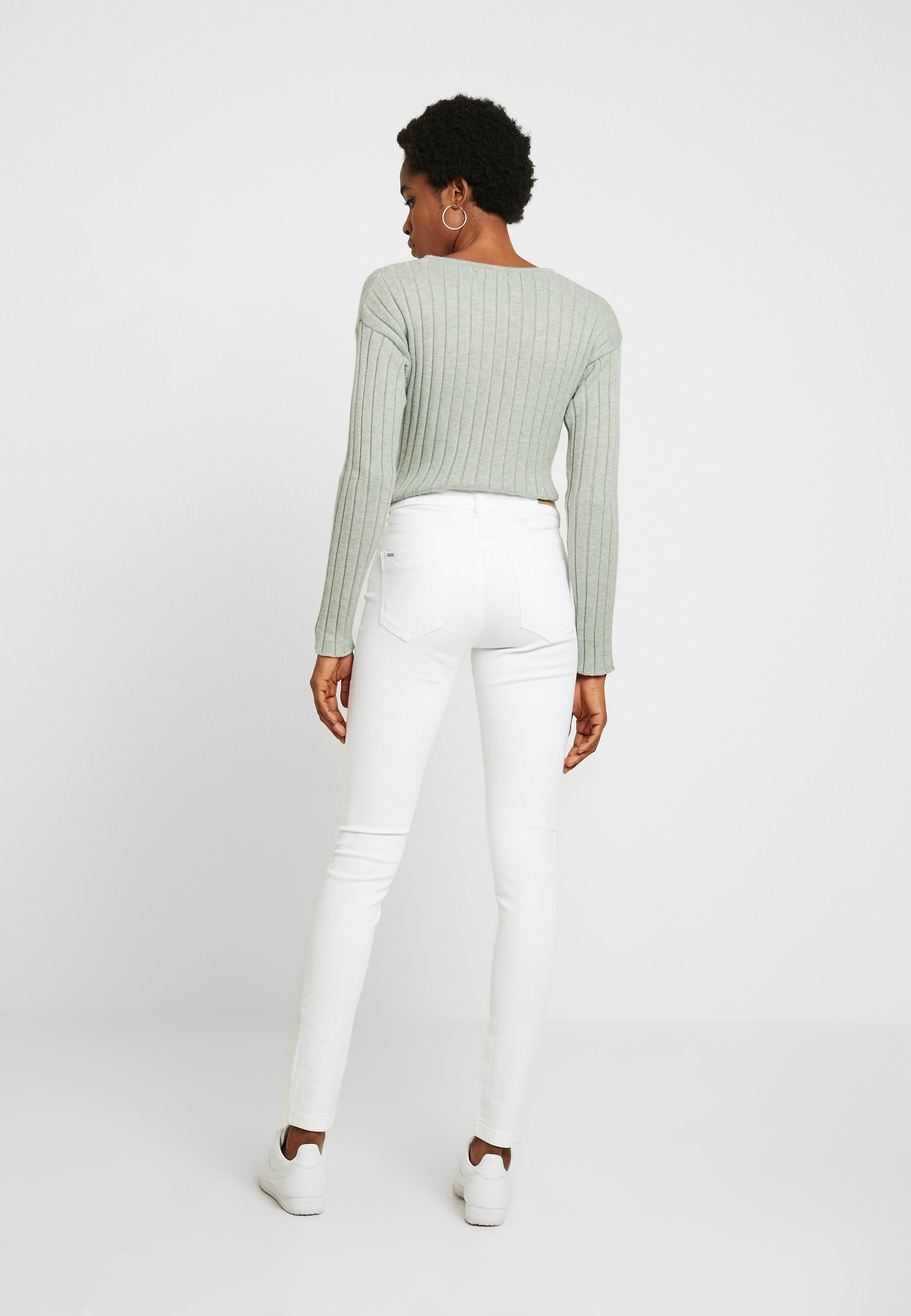 b.young LOLA LUNI  - Jeans Skinny Fit - optical white - Women's Clothing dZqDq