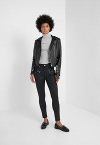 Barbour International - GARROW - Trousers - black - 1