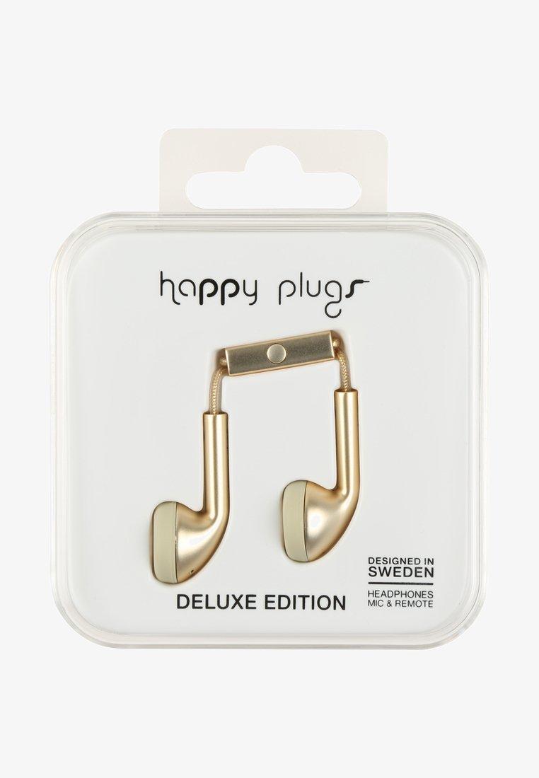 Happy Plugs - Headphones - champagne