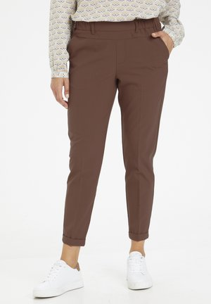 NANCI JILLIAN - Trousers - port royale
