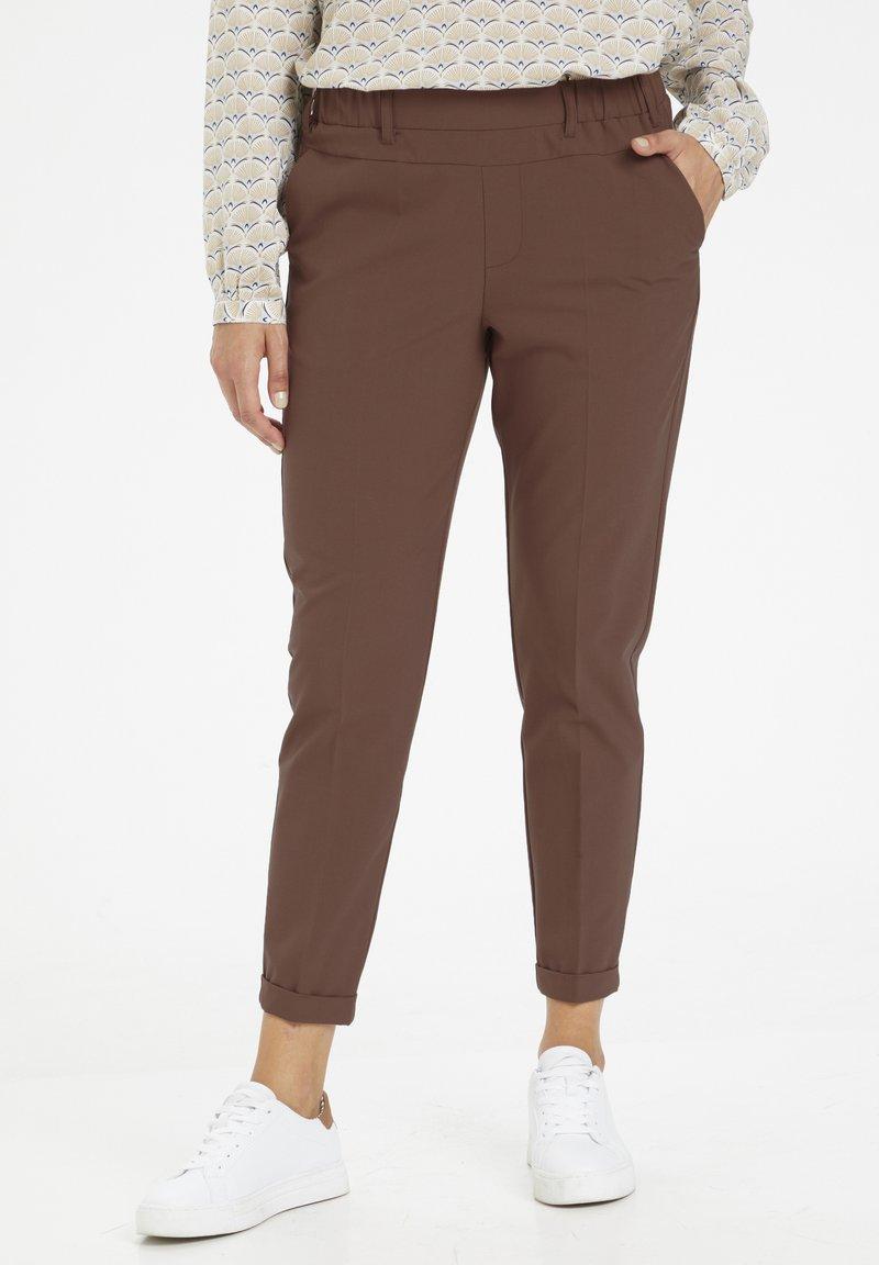 Kaffe - NANCI JILLIAN - Trousers - port royale