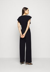 Lauren Ralph Lauren - LUXE TECH CREPE-JUMPSUIT - Combinaison - lighthouse navy - 2