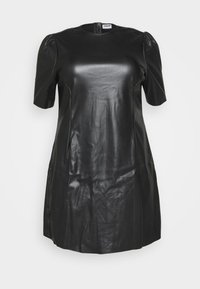 Noisy May Curve - NMHILL SHORT DRESS  - Cocktail dress / Party dress - black - 0