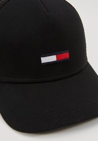 Tommy Jeans - TRUCKER FLAG - Casquette - black - 5