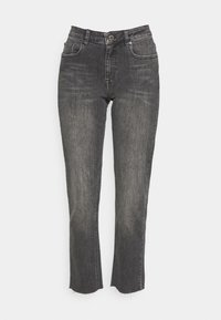 LAVINA SHANGHAI - Relaxed fit jeans - black