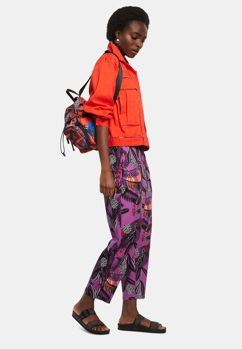 Desigual - DESIGNED BY M. CHRISTIAN LACROIX: - Rucksack - brown