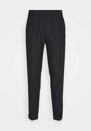 TERRY TROUSER - Trousers - dark grey