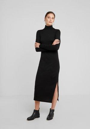 Maxi dress - polo black