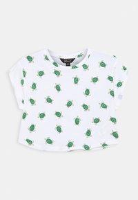 New Look 915 Generation - NLK TURTLE CONVERSATIONAL - T-shirt print - white - 0