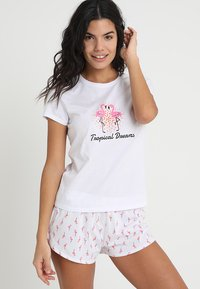 Even&Odd - SET - Pyjama set - white - 0