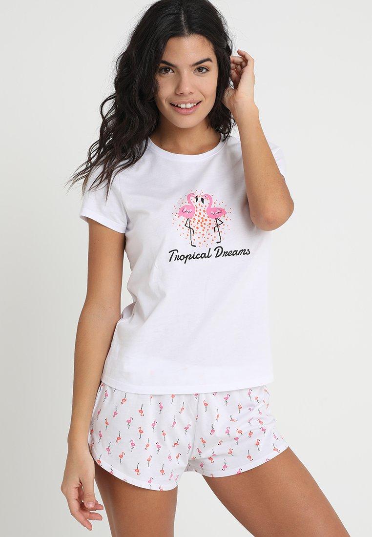 Even&Odd - SET - Pyjama set - white