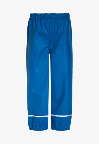 PUCK - Rain trousers - blue