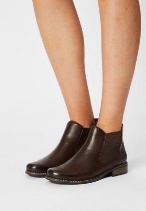 Kotníková obuv - braun