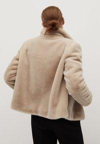 Mango - CAMPBELL - Winter jacket - ecru - 2
