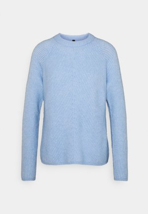 YASALLU O NECK - Pullover - powder blue