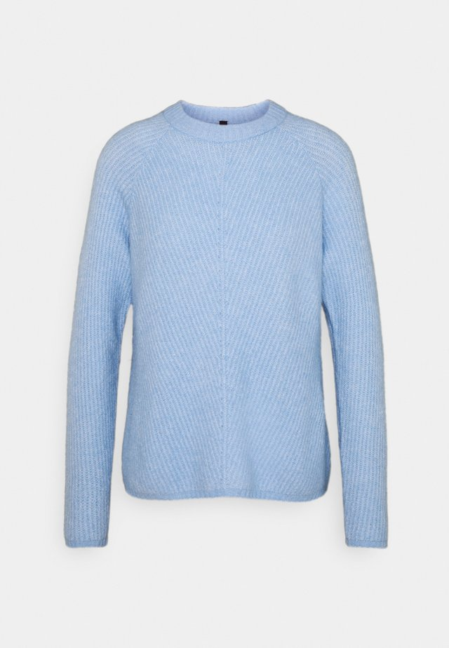 YASALLU O NECK - Jumper - powder blue