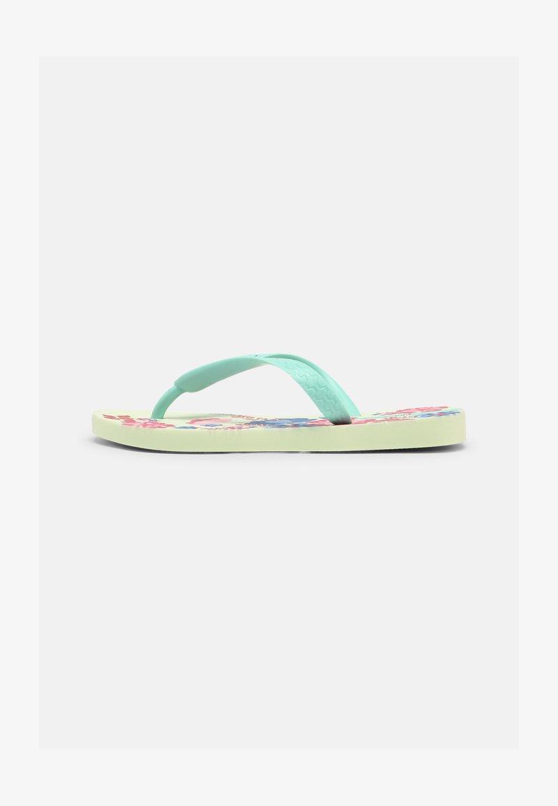 Ipanema - CLASSIC KIDS - Pool shoes - green/pink