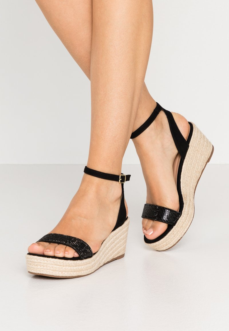 Anna Field - Espadrillas - black