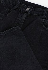 Next - BARREL  - Straight leg jeans - black - 2