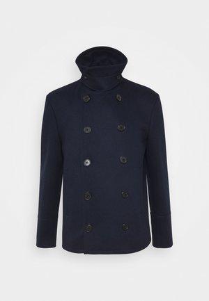 GENTS PEA COAT - Krátký kabát - dark blue