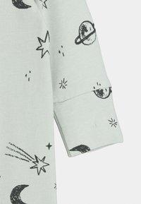 Cotton On - THE LONG SLEEVE ZIP  - Sleep suit - stone green - 2
