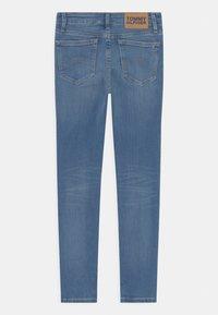 Tommy Hilfiger - NORA SKINNY - Jeans Skinny Fit - blue denim - 1