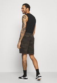Abercrombie & Fitch - ICON - Shorts - olive - 2