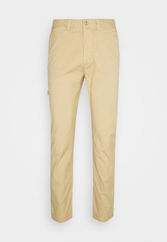 PHILLIPE-KA TROUSERS - Stoffhose - beige